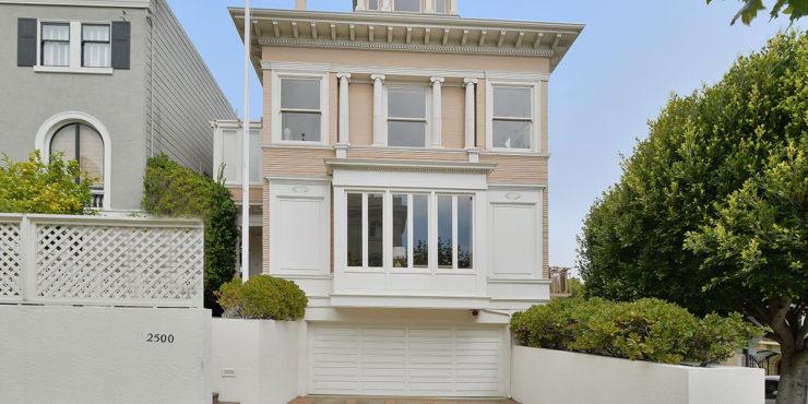 2500 Green Street, San Francisco