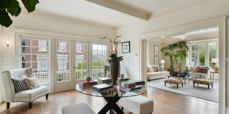 2500 Green • Elegant Home in Pacific Heights