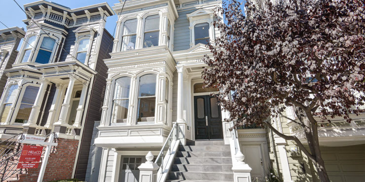 1711 Broderick • Absolutely Stunning Remodeled Victorian