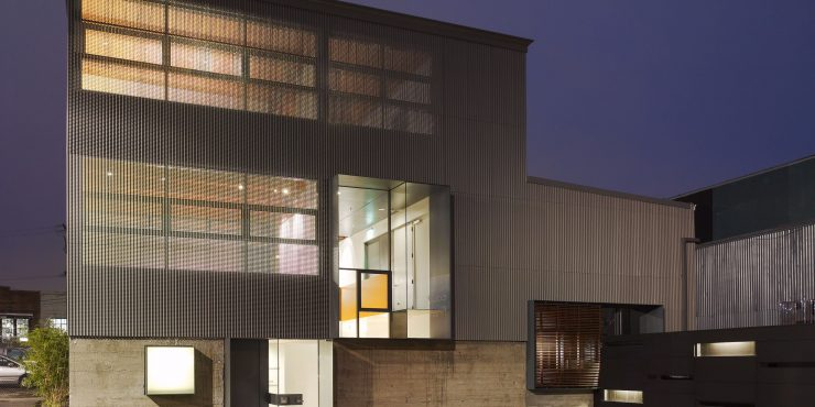 355 11th Street • LEED Gold Offices/Restaurant