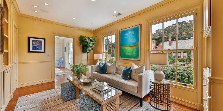 Presidio Heights Home, San Francisco