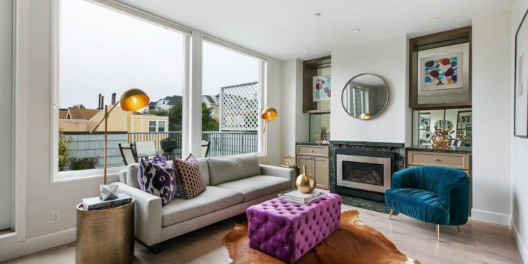 347 Maple Street • Presidio Heights Penthouse