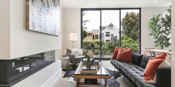 2323 Bush Street • Stunning Modern Home