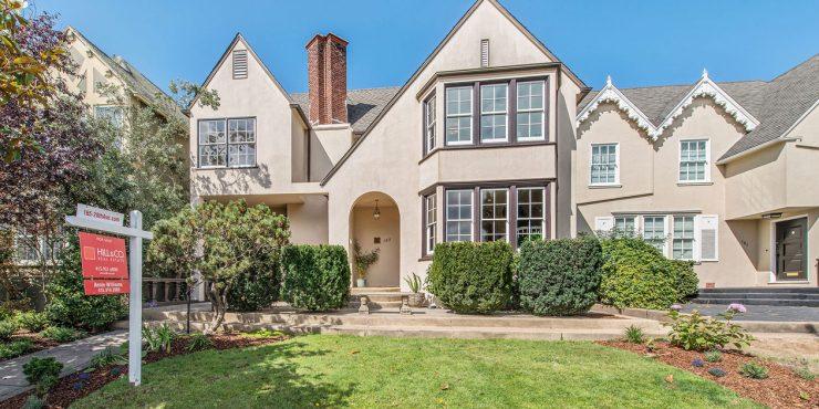 165 28th Avenue • Elegant Sea Cliff Residence