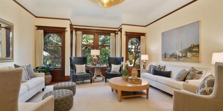 2422 Buchanan • Grand Pacific Heights Home