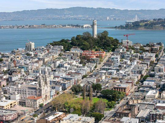 999 Green #2601, San Francisco