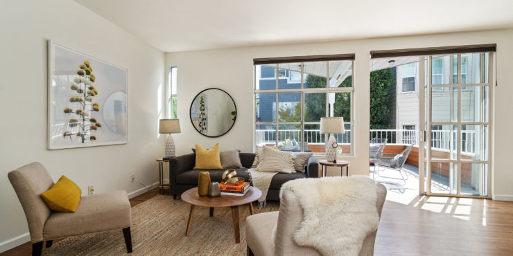 1439 Green St #1 • Russian Hill Condo