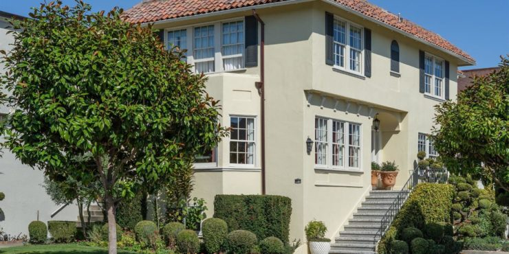 194 28th Ave • Elegant Sea Cliff Home