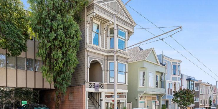 3923 Sacramento, San Francisco