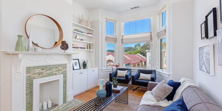 3923 Sacramento • Presidio Heights Penthouse