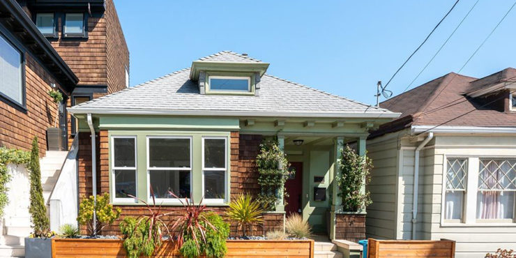 1515 Noe Street • Charming Craftsman Home