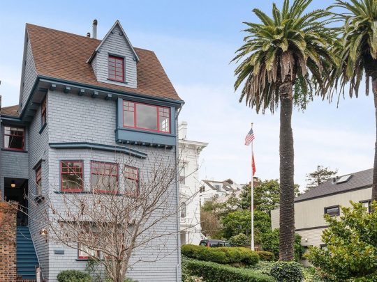 2721 Pierce St, San Francisco