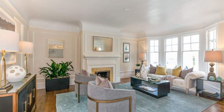 1869 California Street #3 • Gorgeous Edwardian Condo