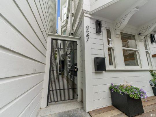 927 Hayes, San Francisco