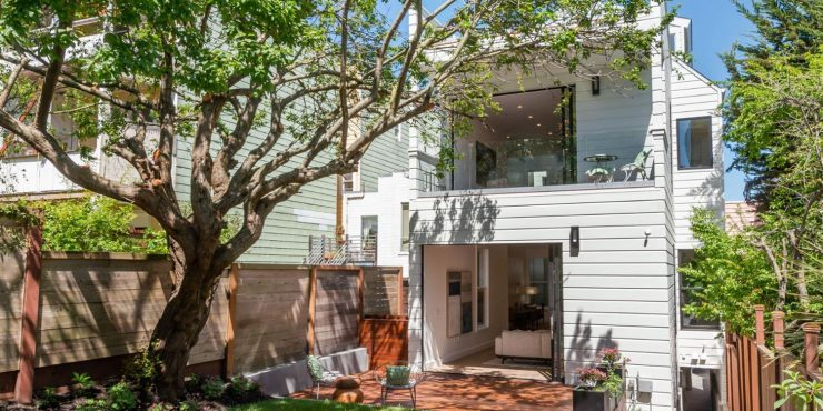 927 Hayes • Chic Contemporary Home
