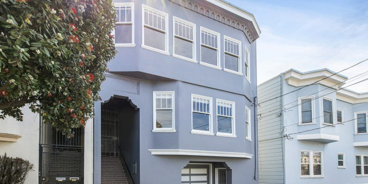1437 & 1439 Cabrillo St • Classic Edwardian, 2-Units