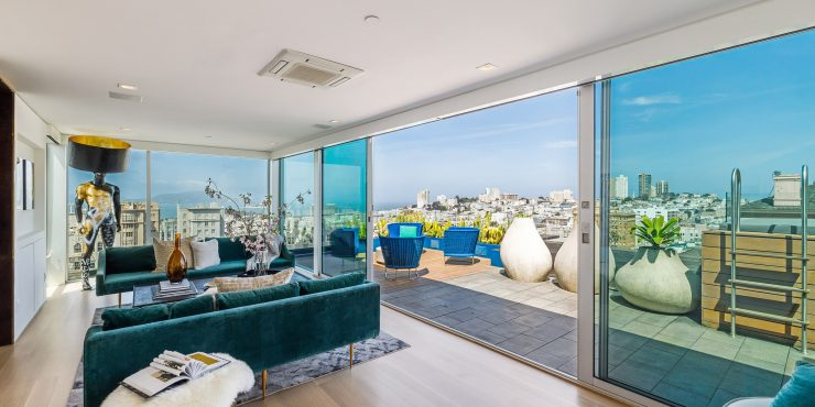 SOLD! 2064 Jackson St • State of the Art Penthouse