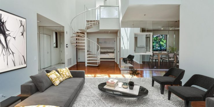 170 Pacific #19 • Light & Airy Townhouse