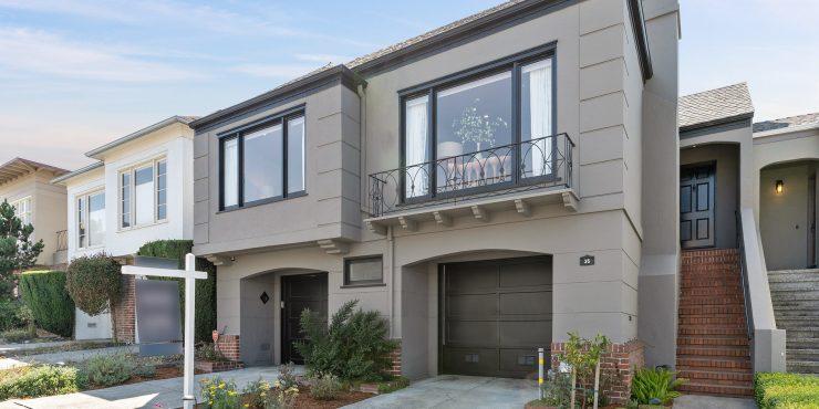 35 Manzanita Avenue • Stunning Laurel Heights Home